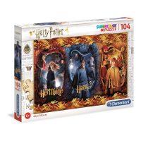 Puslespill 104 Harry Potter Clementoni