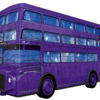 Ravensburger 3D Puslespill Harry Potter Night Bus 216 Brikker