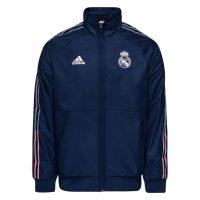 Real Madrid Jakke Anthem - Navy