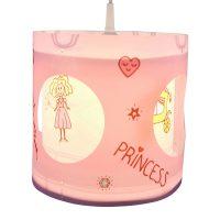 Roterende hengelampe Prinsesse