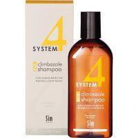 SIM Sensitive System 4 Climbazole Shampoo 2, 215 ml SIM Sensitive Sjampo
