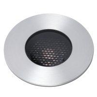 Saltvannsresistent LED-downlight Grund Ø 9 cm