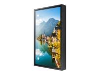 Samsung OH85N-DK - 85 Klasse OHN-D Series LED-skjerm - digital signering utendørs - full sol - 4K UHD (2160p) 3840 x 2160