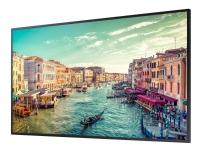 Samsung QM55R - 55 Diagonalklasse QMR Series LED-skjerm - digital signering - Tizen OS 4.0 - 4K UHD (2160p) 3840 x 2160 - HDR - svart