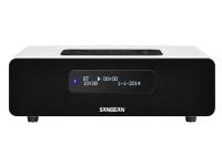 Sangean DDR-36, Personlig, Digitalt, DAB+,FM, 87,5 - 108 MHz, 174 - 240 MHz, Automatisk skann