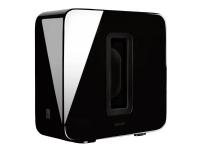 Sonos SUB - Subbasshøyttaler - trådløs - Ethernet, Fast Ethernet, Wi-Fi - premium glanset svart