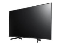 Sony FWD-49X70G - 49 Diagonalklasse (48.5 synlig) - BRAVIA Professional Displays LED-skjerm - med TV-kanalvelger - hotell / reiseliv - Linux - 4K UHD (2160p) 3840 x 2160 - HDR - kantbelyst - svart