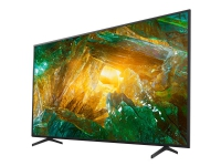 Sony KD55XH8096BAEP, 139,7 cm (55), 3840 x 2160 piksler, LED, Smart TV, Wi-Fi, Svart