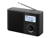 Sony XDR-S61D - Bærbar DAB-radio - svart