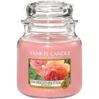 Sun Drenched Apricot Rose, 411 g Yankee Candle Duftlys