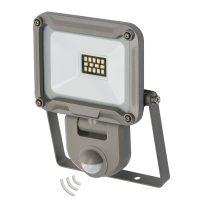 Utendørs LED-spot Jaro med sensor IP44 10W