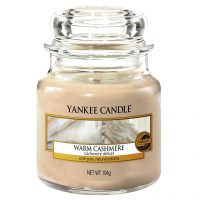 Warm Cashmere, Yankee Candle Duftlys