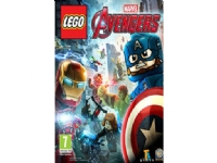 Warner Bros LEGO Marvel Avengers, PS4, PlayStation 4, Flerspillermodus, E10+ (Alle 10+)