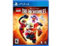 Warner Bros LEGO The Incredibles, PS4, PlayStation 4, Flerspillermodus, E10+ (Alle 10+)