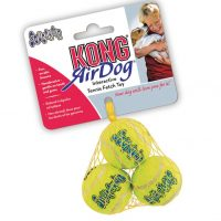 XS Kong Squeaky tennisball 3pk