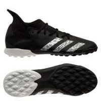 adidas Predator Freak .3 TF Superstealth - Sort/Hvit Barn