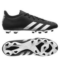 adidas Predator Freak .4 FG/AG Superstealth - Sort/Hvit