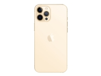 Apple iPhone 12 Pro Max - Smartphone - dobbelt-SIM - 5G NR - 128 GB - 6.7 - 2778 x 1284 piksler (458 ppi) - Super Retina XDR Display (12 MP-frontkamera) - 3x bakkamera - gull