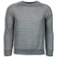 Basic Fit Crewneck- Sweater