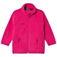Bergans Hot Pink Bolga Fleece Jakke 104 cm