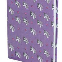 Bokbind elastisk unicorn