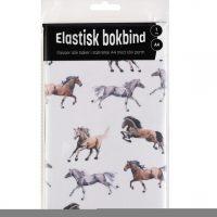 Bokbind tekstil Hester