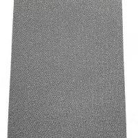 Bokbind tekstil sølv glitter