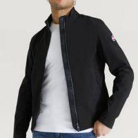 Colmar Bomberjakke Reversible Hood Nylon Jacket Grønn