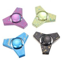 Colorful Camouflage Fidget Hand Spinner ADHD Autism Fingertips Fingers Gyro Reduce Stress Toys
