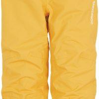 Didriksons Nobi Skallbukse, Citrus Yellow, 80