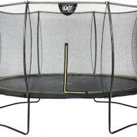 EXIT Trampoline Silhouette 427 cm, Svart