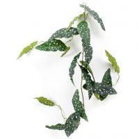 Emerald Kunstig Begonia Maculata-krans 120 cm