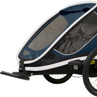 Hamax Outback Reclining, Navy/White
