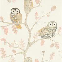 Harlequin Tapet, Little Owls