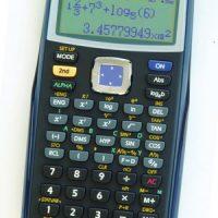 Kalkulator CITIZEN SR-270X Teknisk