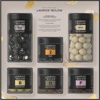 Lakrids by Bülow Black Box EGG large