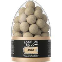 Lakrids by Bülow Egg Twisted Banana 485 g.