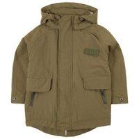 Molo Hood Jacket Vegetation 128 cm (7-8 år)