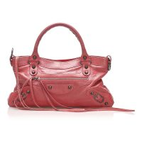 Motocross Classic First Satchel Leather Calf