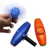 Multi-color Desktop Flip Wooden Stick Fidget Toys Tumbler Hand Tumbling Stress Reliever Toys