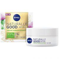 Naturally Good Anti Age Day Cream, 50 ml Nivea Dagkrem