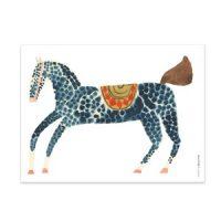 OYOY Pelle Pony 30 x 40 Plakat One Size