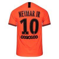 Paris Saint-Germain Bortedrakt Barn Jordan x PSG 2019/20 Neymar JR 10