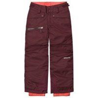 Patagonia Dark Currant & Coral Snowbelle Ski Pants XL (14 years)