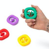 Plop It! Fidget Toy - Rød
