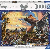 Puslespill 1000 Disney Lion King Ravensburger