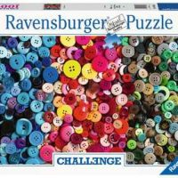 Puslespill 1000 Knapper Utfordring Ravensburger
