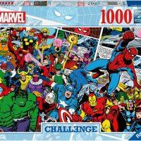 Puslespill 1000 Marvel Utfordring Ravensburger