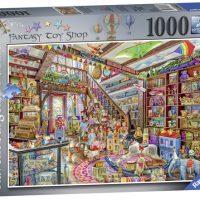Puslespilll 1000 Fantasi Lekebutikk Ravensburger