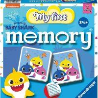 Ravensburger Memory® Mitt Første Memory, Baby Shark